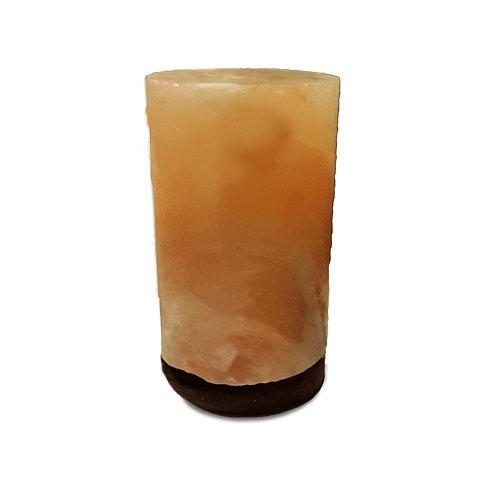 Cylinder Shape Salt Lamp