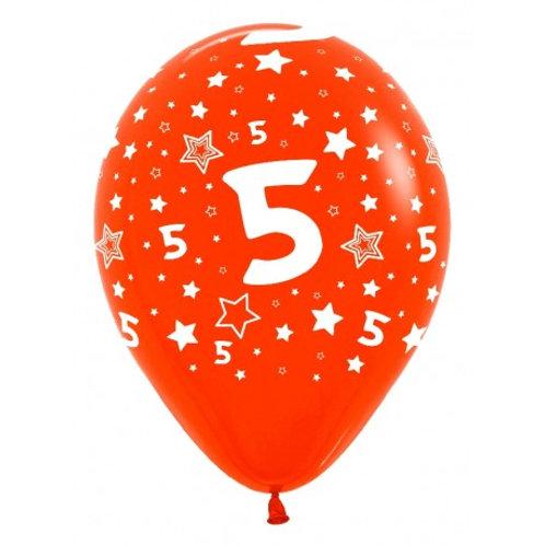 Donate 5 Balloons