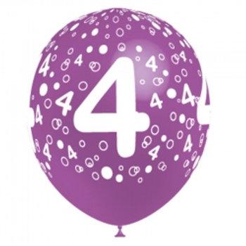 Donate 4 Balloons