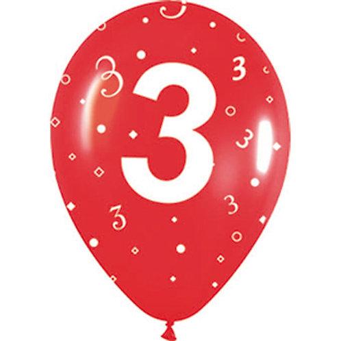 Donate 3 Balloons