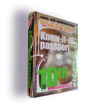 Know-it-all passport®, 10th edition