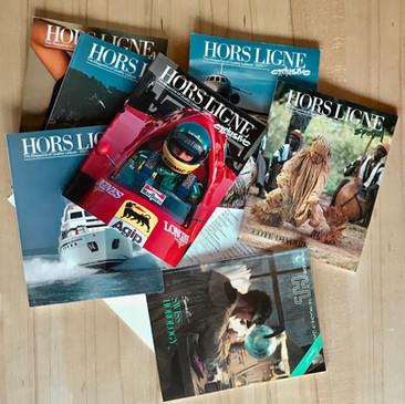 HORS LIGNE - Magazine for Aeroleasing