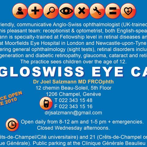 AngloSwiss Eye Care