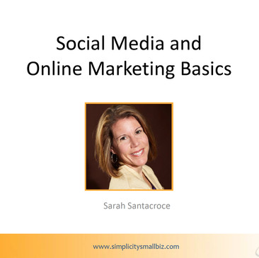 Social Media Basics workshop, February 2015