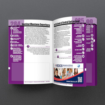 Education Guide Switzerland, 2nd edition