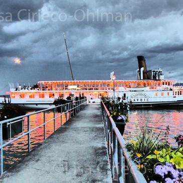 CGN boat © Lisa Cirieco-Ohlman 2015
