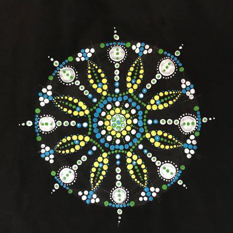 Dot Mandala Painting