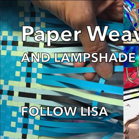 Follow Lisa: Paper Weaving