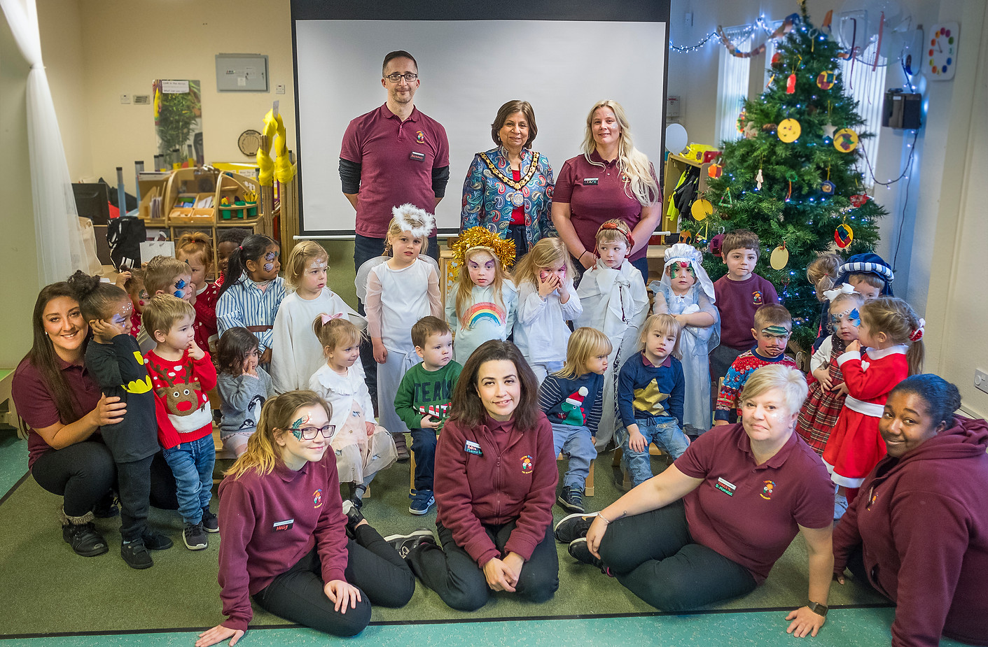 Our First Nativity 2018