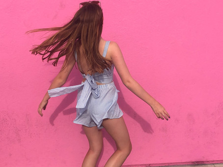 About that Pink Wall!
