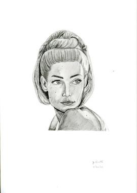 Fashion Drawing 05