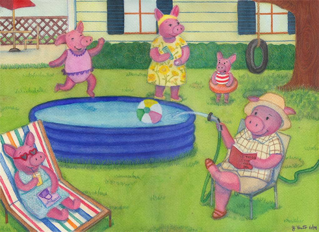 Hog Days of Summer