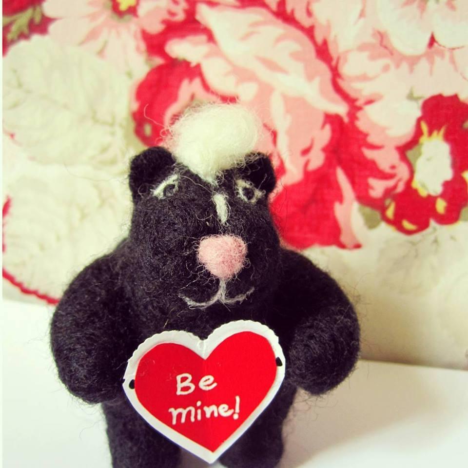 Valentine's admirer
