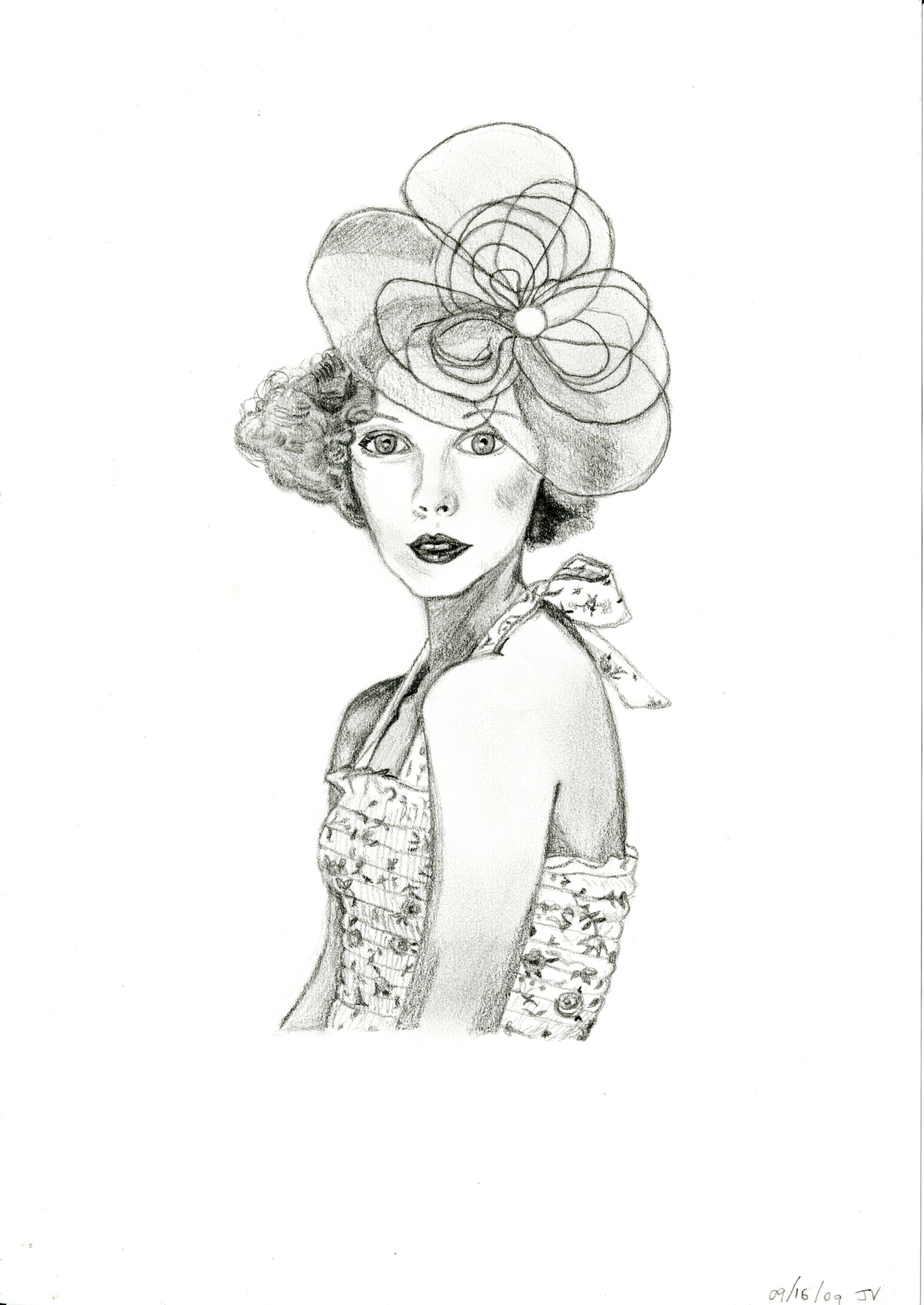 Fashion Drawing #5