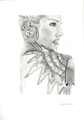 Fashion Drawing 04