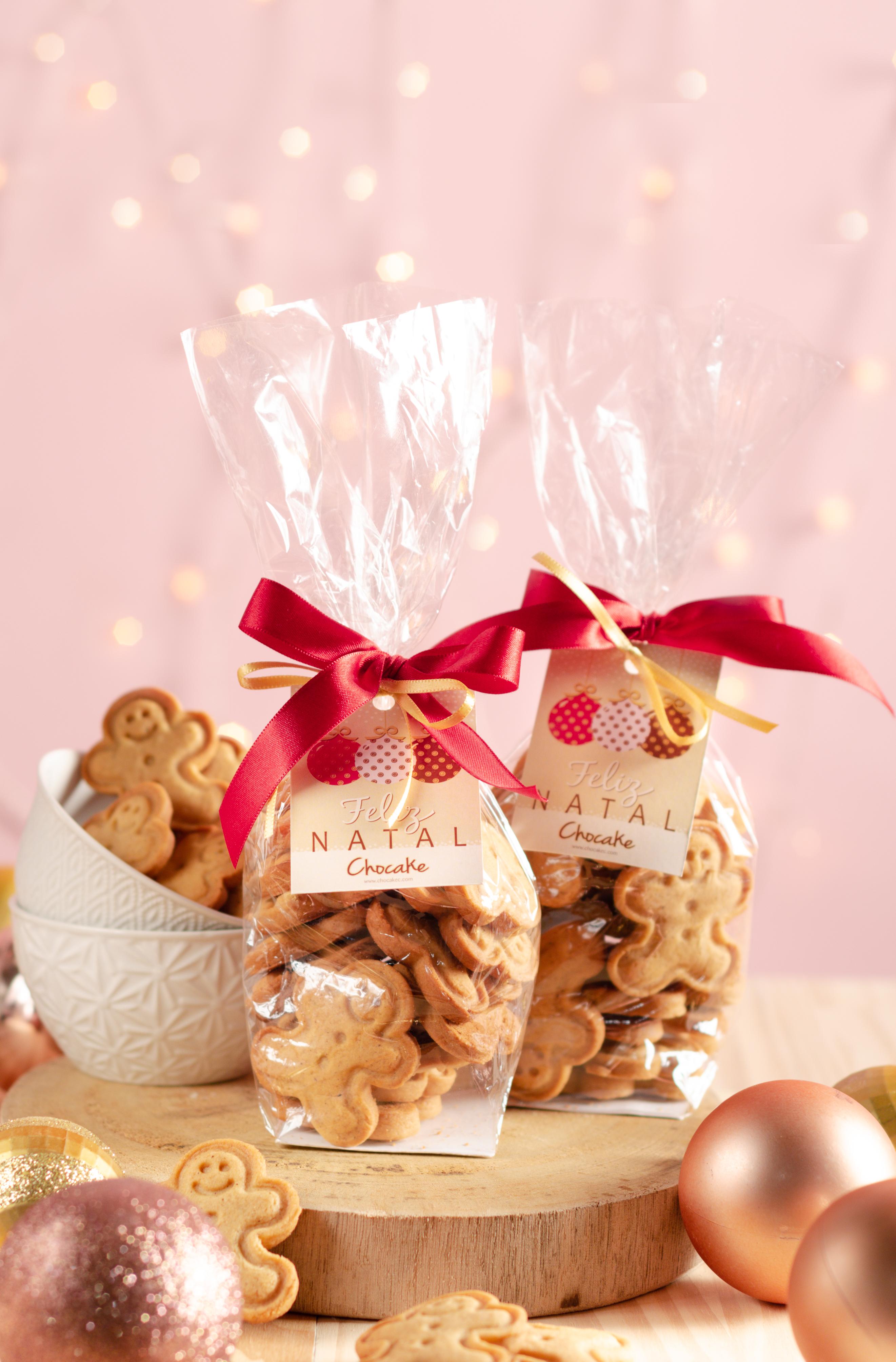 Biscoitos de Gengibre (Embalagem)
