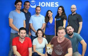 Israeli Startup Jones