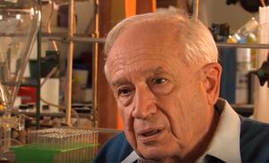 Professor Emeritus Raphael Mechoulam / Hebrew University of Jerusalem, Israel