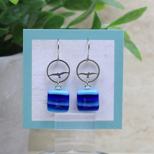 Blue and Aqua