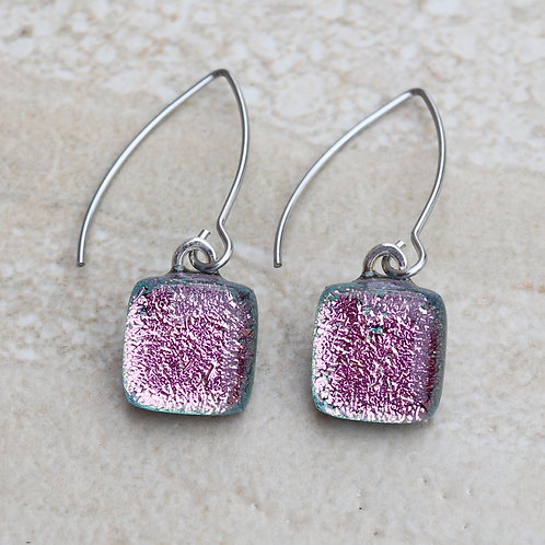 Light Pink Dichroic