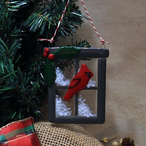 copy of Cardinal in a Window