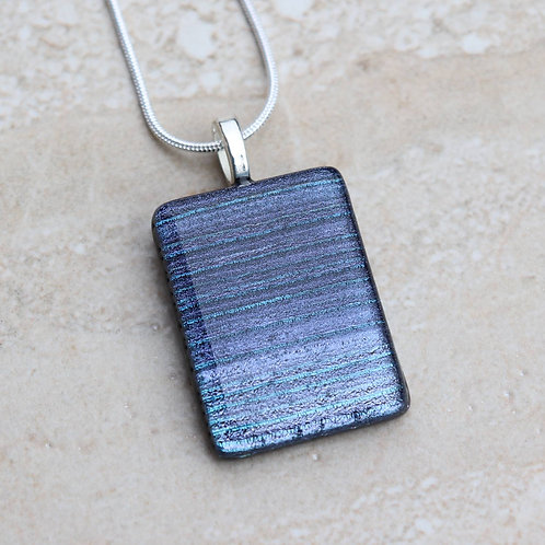 Steel Blue Dichroic