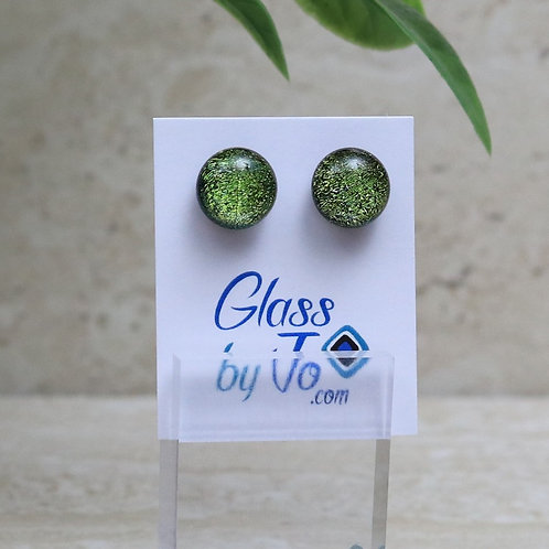 Olive Green Dichroic