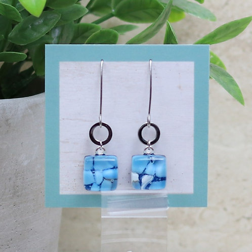 Aqua, Steel Blue and Vanilla Organic Collection