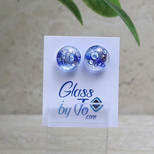 Royal Blue Bubbles