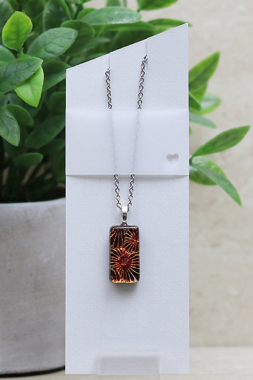 Orange, Red and Yellow Dichroic