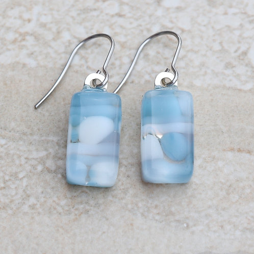 Winter Blues Pebble Collection