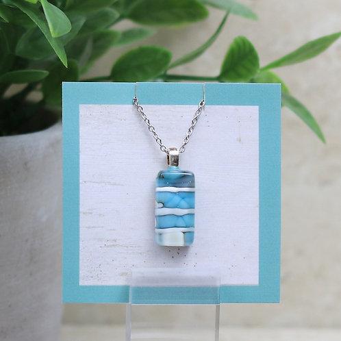 Aqua and Vanilla Pebble Collection