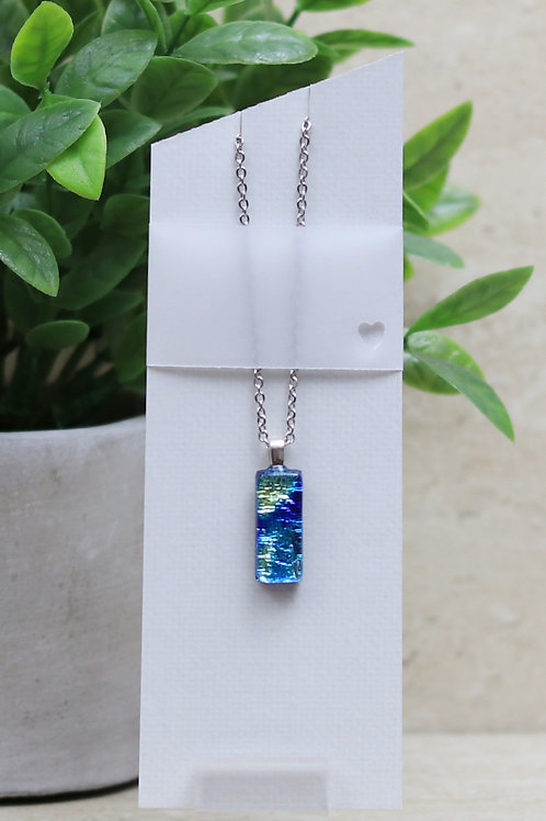 Blue and Yellow Dichroic