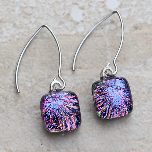 Purple and Pink Dichroic