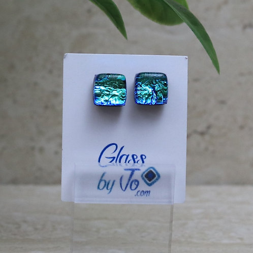 Blue/Green Dicroic Square