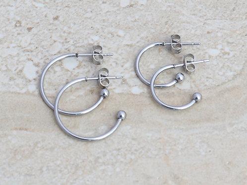 Stainless Steel Round hoop