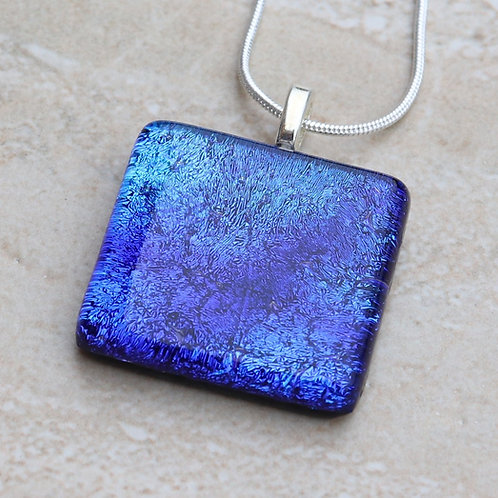 Shades of Blue Dichroic