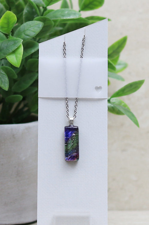 Green and Purple Dichroic
