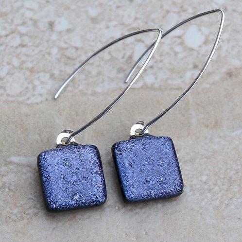 Grey / Lavender Dichroic