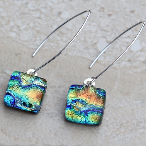Blue and Orange Dichroic