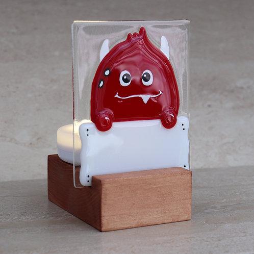 Gentle Red Monster
