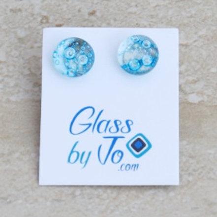Light Blue Bubbles