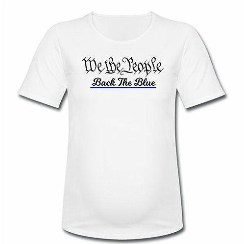 We The People - Back The Blue