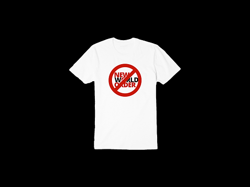 No New World Order T- Shirt