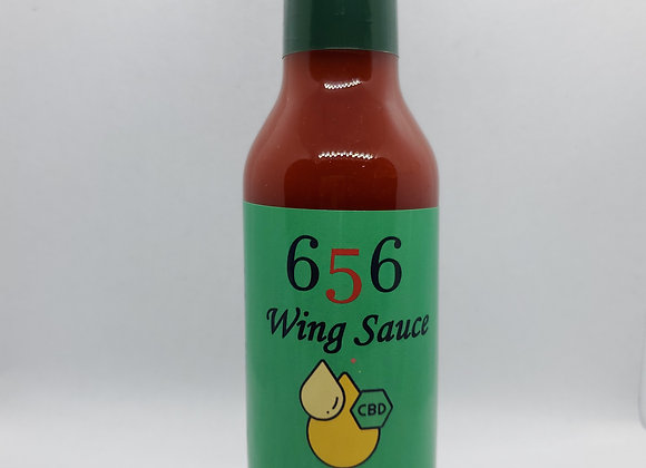 CBD Sweet Buffalo Wing Sauce( Medium)(100mg CBD)