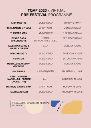 Thessaloniki Queer Arts Festival