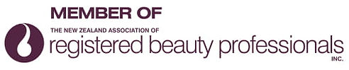 NZ Assoc of Reg Beauty Professionals log