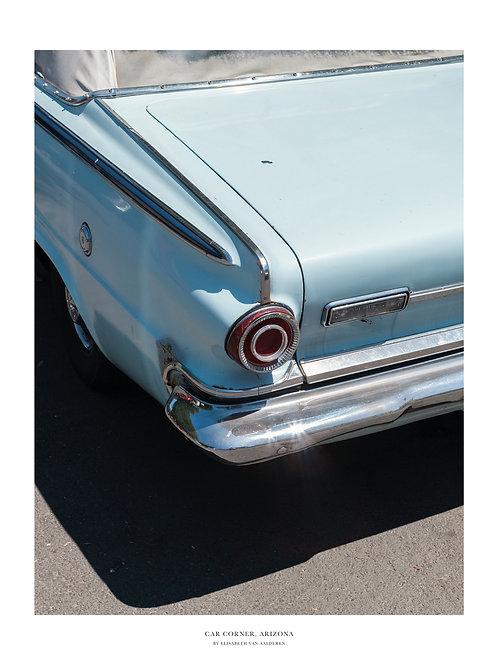 Car Corner, Arizona