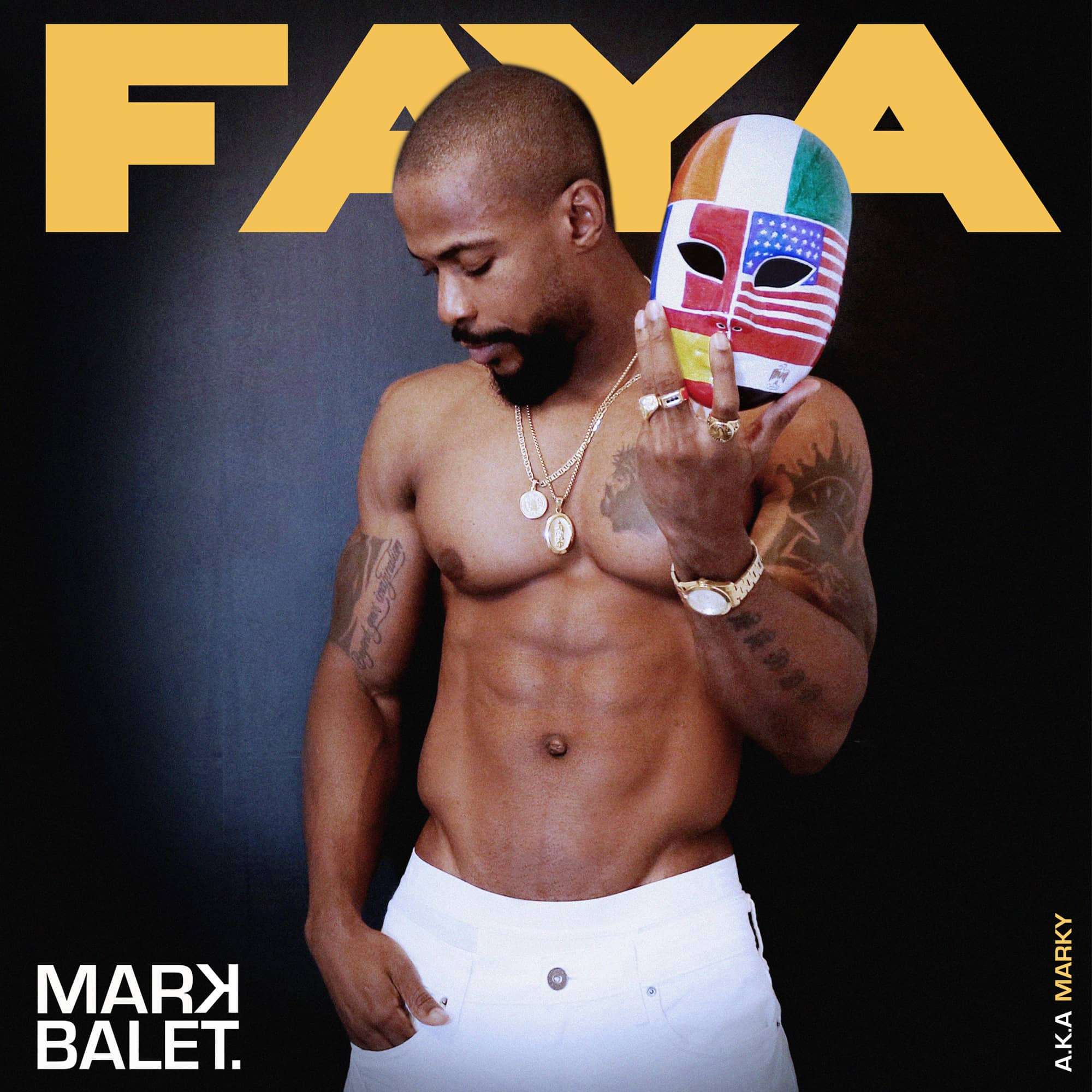 Faya (Album Cover)