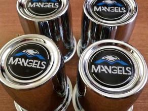Para Delikli Uzun Göbeği Mengels Jantlar kapakları Orjinal